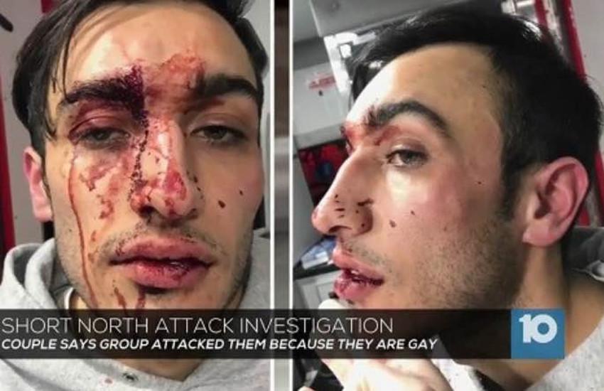 attaque homophobe US ohio
