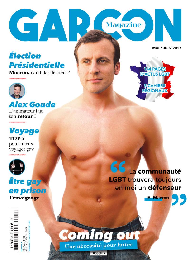 Baptiste Garcia, jeune star du porno gay français, est décédé !