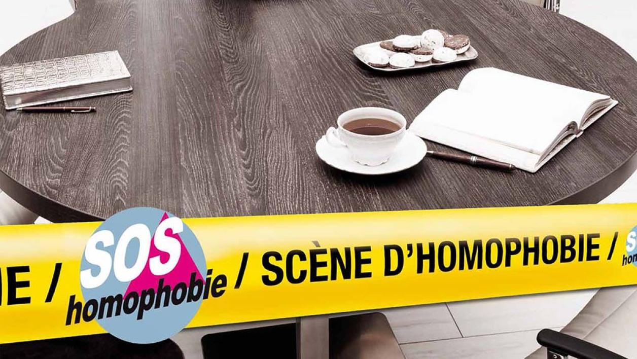 Deux mineurs en garde à vue après l'agression de deux homosexuelles — Pontoise