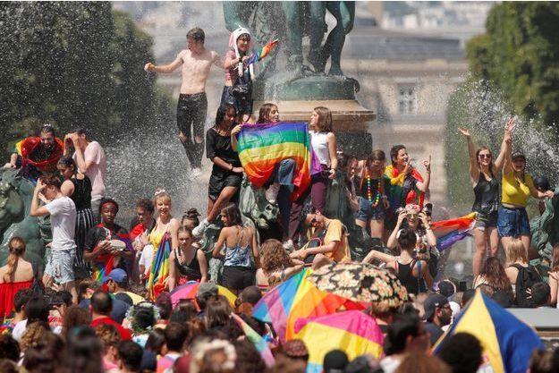 témoignages gay paris